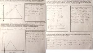 Student 2's Task Responses