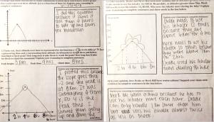 Student 4's Task Responses